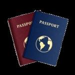 22095903-vector-passaporti-con-mappa-isolato-su-sfondo-bianco
